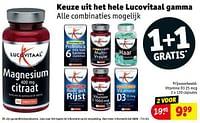 Vitamine d3 25 mcg-Lucovitaal