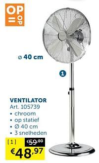 Ventilator-Huismerk - Zelfbouwmarkt