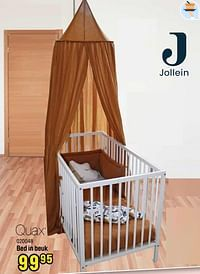 Bed in beuk-Quax