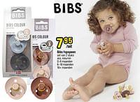 Bibs fopspeen-Bibs