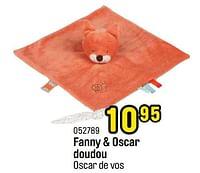Fanny + oscar doudou-Nattou
