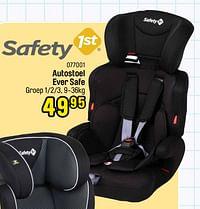 Autostoel ever safe-Safety 1st