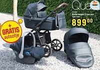 Kinderwagen crooz eco night blue-Quax