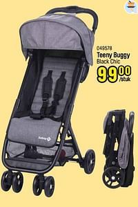 Teeny buggy black chic-Safety 1st