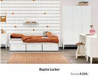 Bopita locker bureau-Bopita
