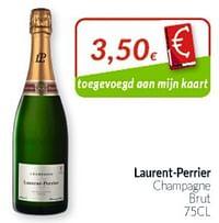 Laurent-perrier champagne brut-Champagne
