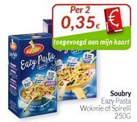 Soubry eazy pasta wokmie of spirelli-Soubry