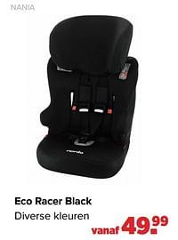 Eco racer black-Nania