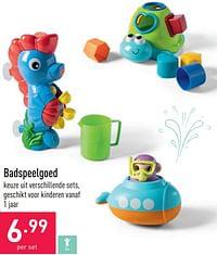 Badspeelgoed-Huismerk - Aldi