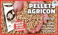 Pellets agricon-Agricon