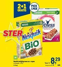 Nestlé ontbijtgranen en -repen nesquik-Nestlé
