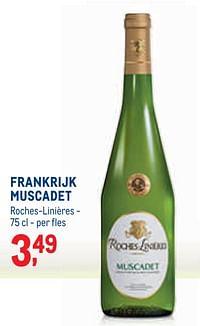 Frankrijk muscadet roches-linières-Witte wijnen