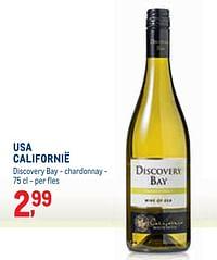 Usa californië discovery bay - chardonnay-Witte wijnen