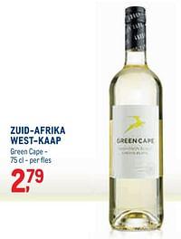 Zuid-afrika west-kaap green cape-Witte wijnen
