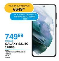 Samsung galaxy s21 5g 128gb-Samsung