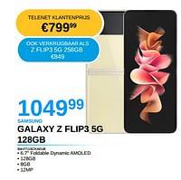 Samsung galaxy z flip3 5g 128gb-Samsung
