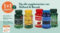 Holland + barrett magnesium 150 mg + vitamine d3 10 mcg-Huismerk - Holland & Barrett