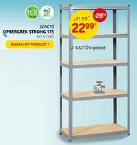 Opbergrek strong 175-Sencys