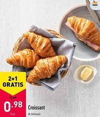 Croissant-Huismerk - Aldi