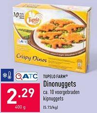 Dinonuggets-TUPELO FARM