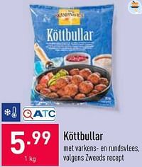 Köttbullar-Scandinavic