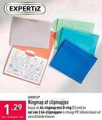 Ringmap of clipmapjes-Expertiz