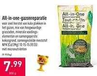 All-in-one-gazonreparatie-Huismerk - Aldi