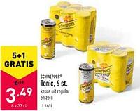 Tonic-Schweppes