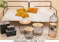 Deksel voor opbergdoos-Huismerk - Carrefour