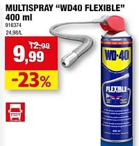 Multispray wd40 flexible-WD-40