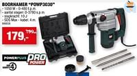Powerplus boorhamer powp3030-Powerplus