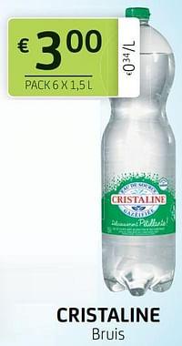 Cristaline bruis-Cristaline
