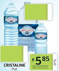 Cristaline plat-Cristaline