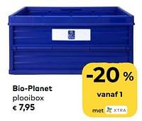 Bio-planet plooibox-Huismerk - Bioplanet