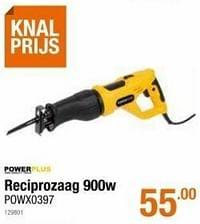 Powerplus reciprozaag powx0397-Powerplus