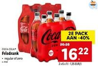 Frisdrank-Coca Cola