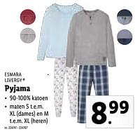 Pyjama-Livergy