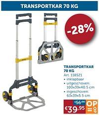 Transportkar-Huismerk - Zelfbouwmarkt