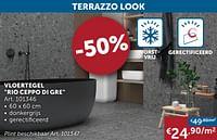 Vloertegel rio ceppo di gre-Huismerk - Zelfbouwmarkt