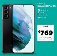 Samsung galaxy s21 plus 5g-Samsung