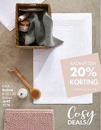 Kaia badmat-Huismerk - Casa