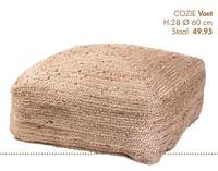 Cozie voet-Huismerk - Casa