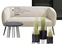 Davi sofa-Huismerk - Casa