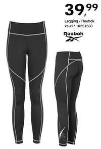 Legging - reebok-Reebok