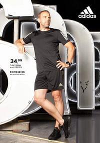 T-shirt - adidas-Adidas