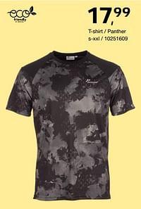 T-shirt - panther-Panther