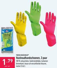 Huishoudhandschoenen-Twido
