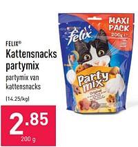 Kattensnacks partymix-Purina