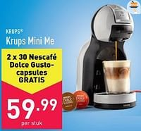 Krups mini me-Krups