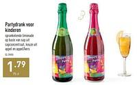 Partydrank voor kinderen-Huismerk - Aldi